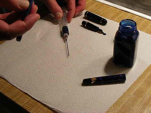 Refilling an Ink Cartridge (Video)
