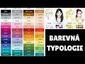 Barevná typologie - které barvy mi sluší a proč?