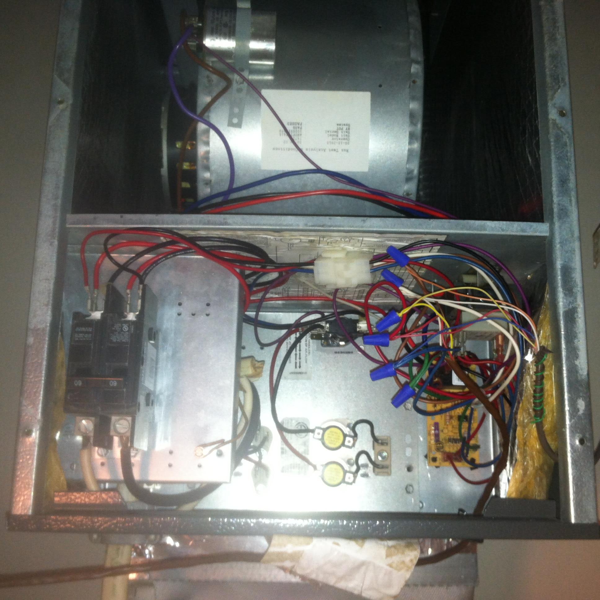 33 Goodman Heat Pump Air Handler Wiring Diagram
