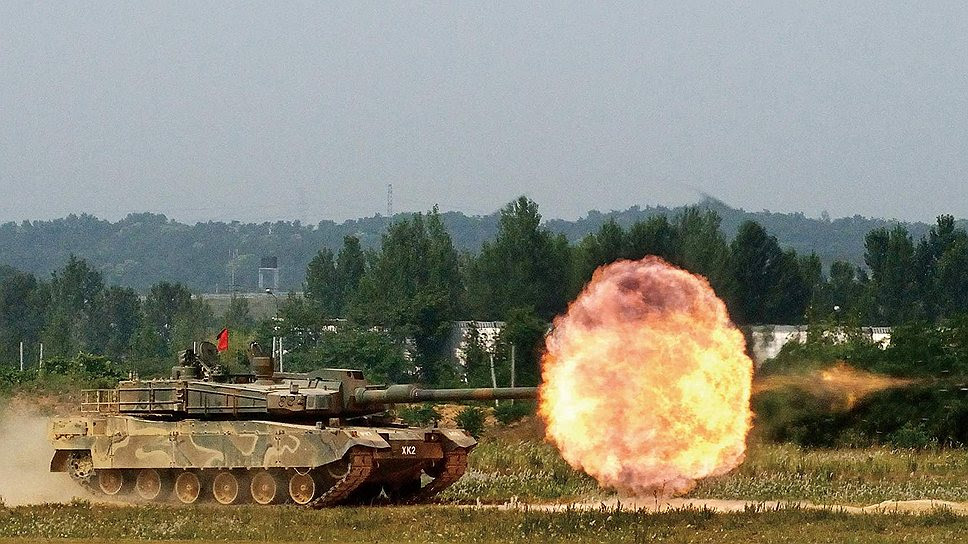 В перспективе большинство танков будут использовать регулируемую гидропневматическую подвеску, сейчас эта технология реализована на корейском K2 Black Panther