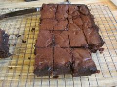 Scientific Brownies by Teckelcar
