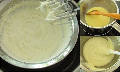 to make mousse