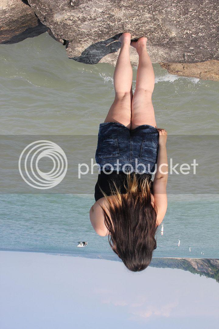plus size fashion plus size blogger Toronto Canada fatkini swimsuit full figure curvy