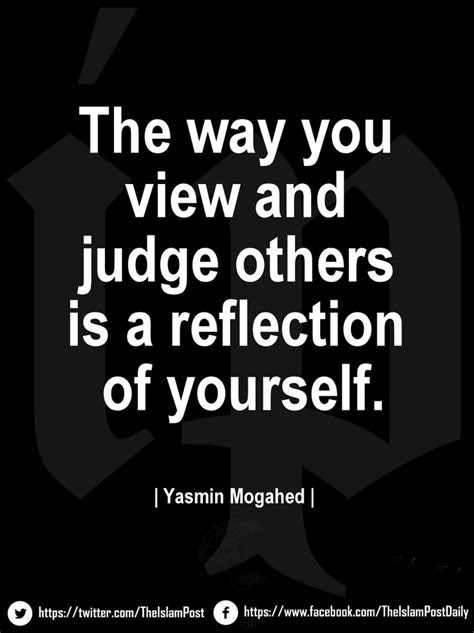 Islamic Quotes Judging Others