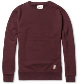 Nn.07 Lenny Loopback Cotton-jersey Sweatshirt