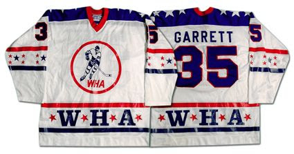 1977 WHA All-Star jersey