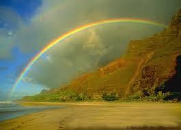 Rainbows. A Poem by E. L.