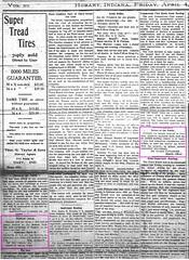 Gazette 4-4-1919