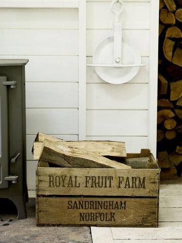 Crate Fruit de idade