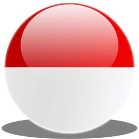 bisa membuat icon bendera negara  bbm