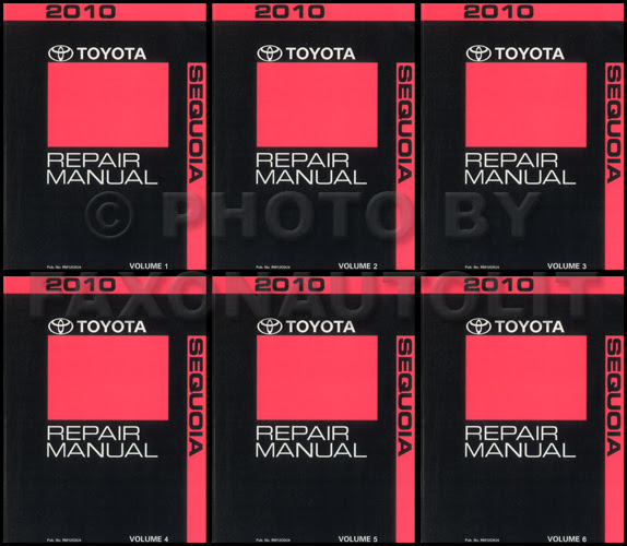 DIAGRAM 2001 Toyota Avalon Service Repair Shop Set Oem 2 ...