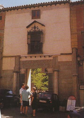 Corral de Don Diego (Toledo) en los años 90. Foto ABC