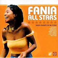 Salsa Caliente de Nu York by Fania All Stars