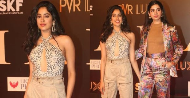 Dhadak movie's Parthavi Singh aka our very popular Janhvi Kapoor looked stunning in her Gym avatar.