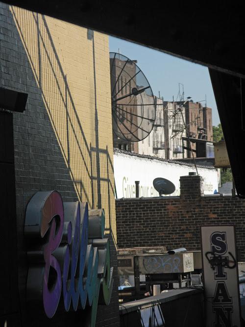 near the old Yankee Stadium, Bronx, NYC