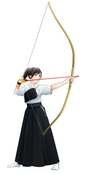 弓道の画像 原寸画像検索