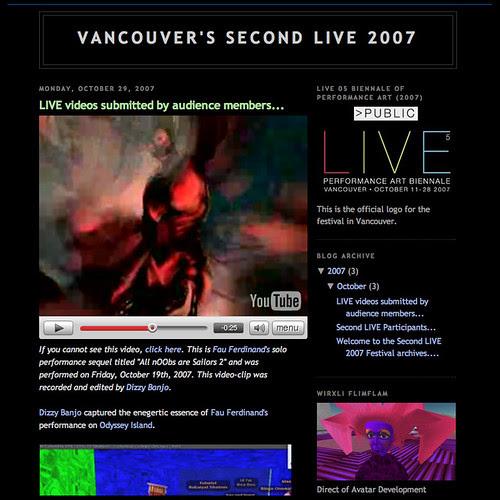 Second LIVE 2007