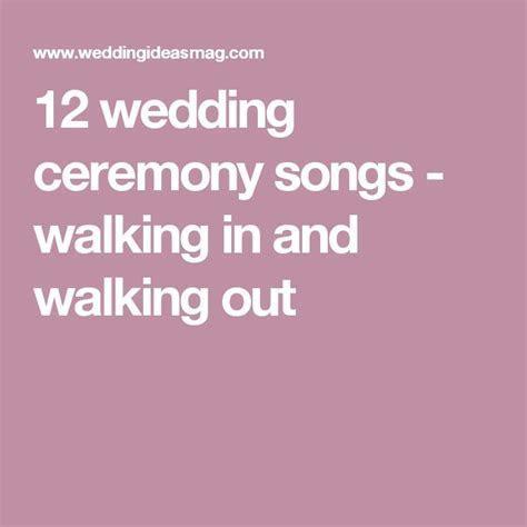 25  best Wedding ceremony entrance songs ideas on