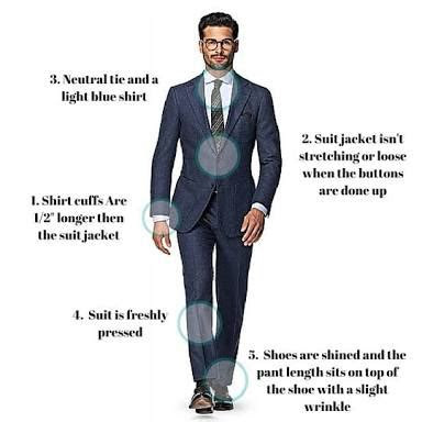 power dressing   interview  men  women cetking