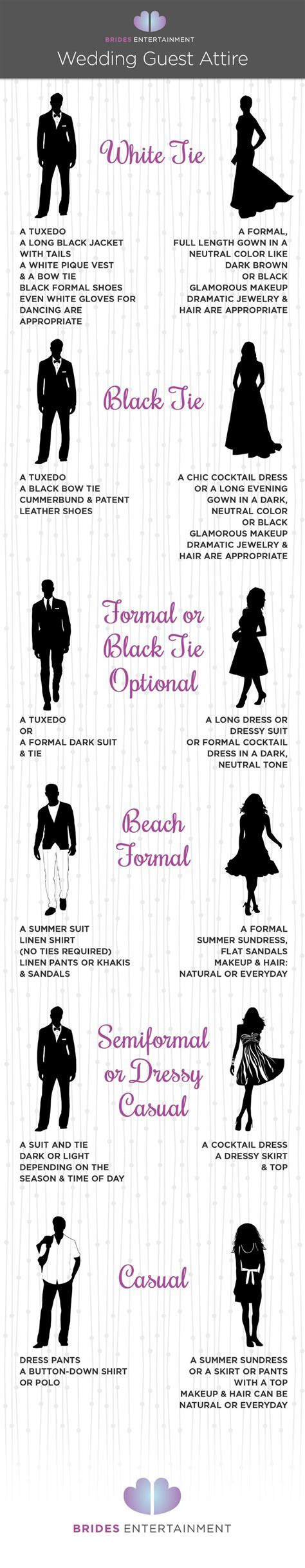 41 Formal Black Tie Optional, Wedding Guest Style Guide