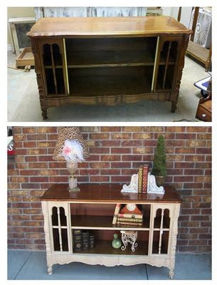 Great site for before and after furniture transformations