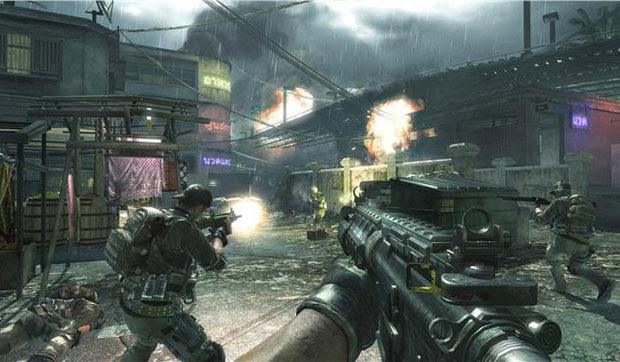 call of duty: modern warfare 3 (Foto: Divulgação)
