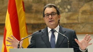 Artur Mas subratllarà dimarts, en una conferència a París, que el procés sobiranista no afecta negativament les inversions a Catalunya (Reuters)