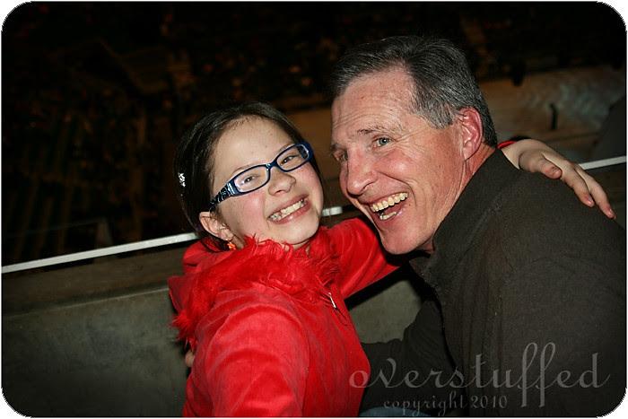 Grandpa and Bria
