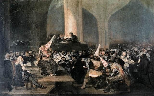 Inquisição do Santo Ofício