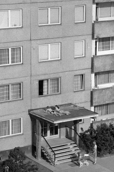 fuckyeahplattenbau:  DDR (Germany)
