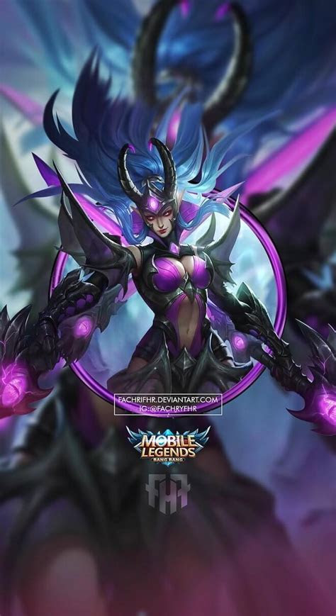 wallpaper hd hero mobile legends  keren