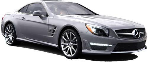 2014 Mercedes-Benz SL65 AMG Roadster (Hardtop Convertible)