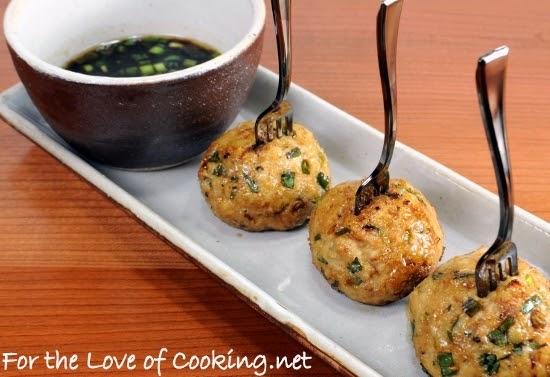 Webster Waterhole: Asian Turkey Meatballs with a Lime ...