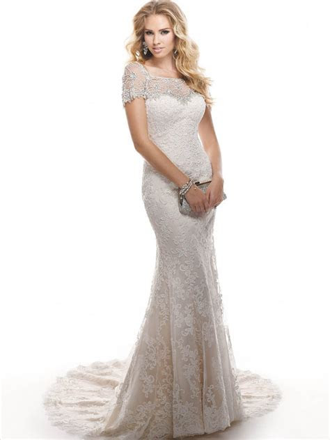 Maggie Sottero Chesney Wedding Gown: DimitraDesigns.com