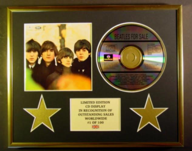 Beatles Album Covers Beatles For Sale. THE BEATLES/CD DISPLAY/