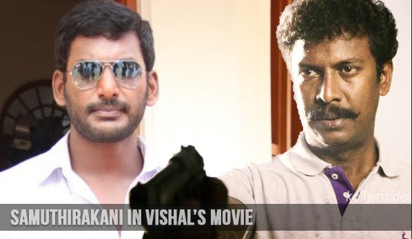 Samuthirakani to play don in Vishal's next