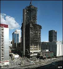 Windsor Building still standing