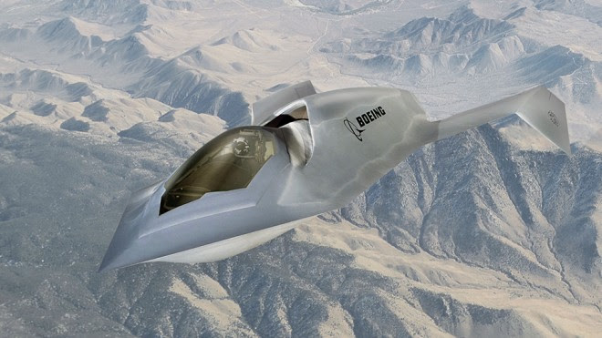 The Top-Secret Aircraft That Roamed the Skies Over Area 51