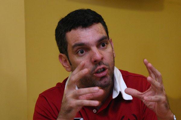 Alex Padang criticou duramente a arbitragem de Ítalo Medeiros