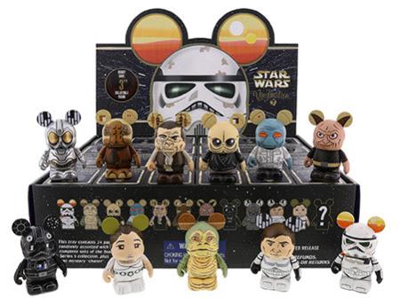 Star Wars Weekends Vinylmations