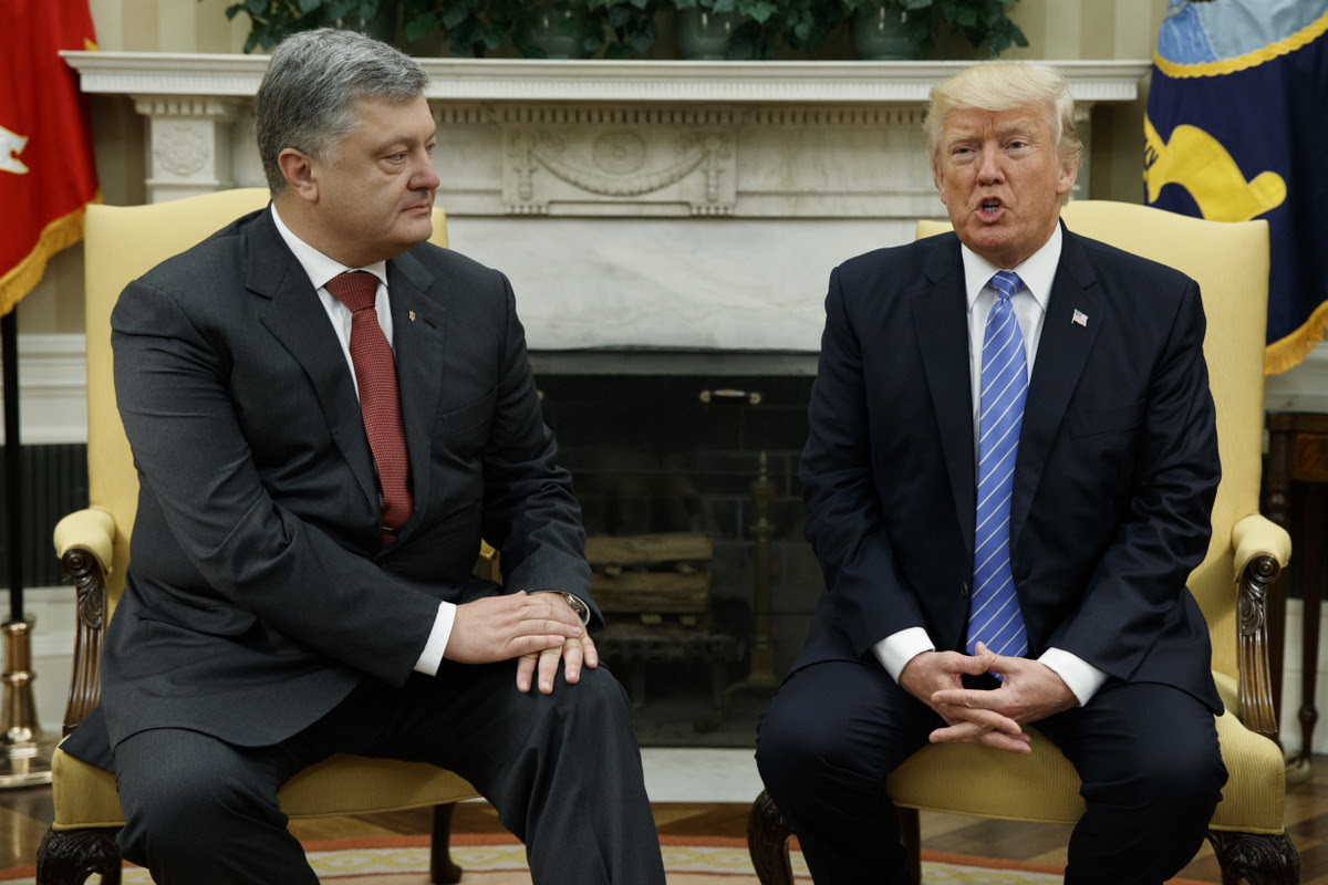 US Officials See Arming Ukraine as Chance to 'Pressure' Russia