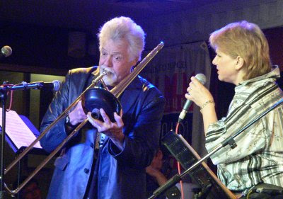 Roswell Rudd and The Second Approach