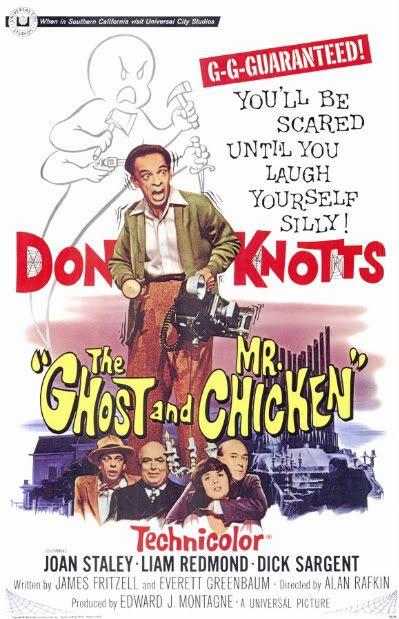 Don Knotts Ghost Mr. Chicken