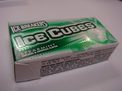 Ice Cubes Spearmint