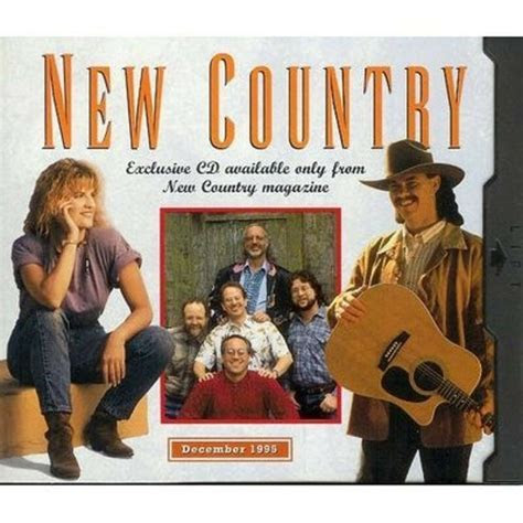 VARIOUS ARTISTS   NEW COUNTRY: DECEMBER 1995   CD, 1995   eBay