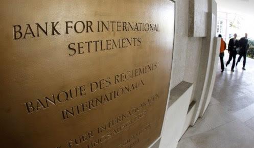 BIS Bank of International Settlements -