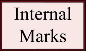 பிளஸ் 1 - 'இன்டர்னல் மார்க்' கிடையாது - அரசு தேர்வுத் துறை