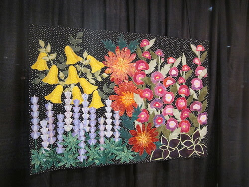 """Dream Garden III"" by Suzanne Sanger of Brevard, NC"