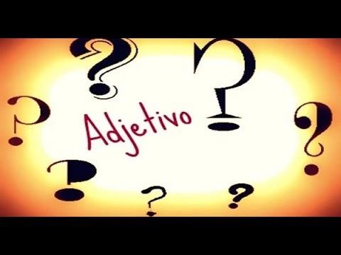 O que é adjetivo ? # Aula 3