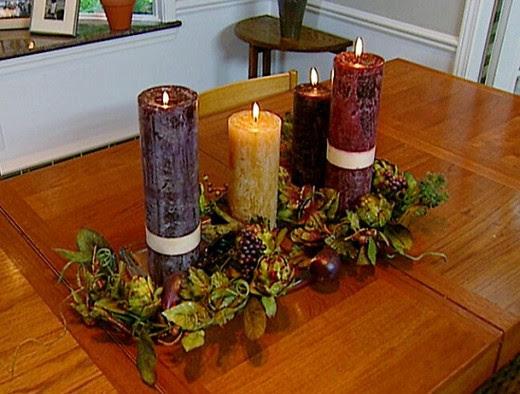 Thanksgiving Centerpiece Decoration